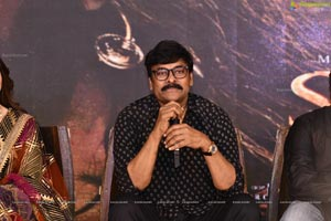 Sye Raa Narasimha Reddy Press Meet, Mumbai HD Photos