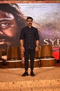 Sye Raa Narasimha Reddy Press Meet, Mumbai HD Photos