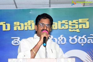 Telugu Cine Production Executive Union Press Meet