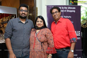 Akriti Elite Exhibition and Sale Begins at Taj Krishna
