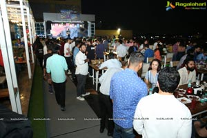 Amnesia Sky Bar & Fusion 9 Launch Party