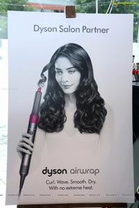Mirrors Salons Announce its Association with Dyson