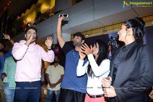 Evaru Team at CMR Shopping Mall, Vizag