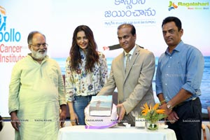 Rakul Preet Singh Released 'I AM A SURVIVOR' Book
