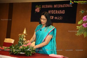 Ikebana Organises 'A Melange of Art and Literature'