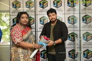Jd Institute Of Fashion Technology Special Guest Actor Tanish