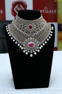 Kirtilals Bridal collection 'Sindooram' Display