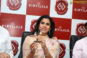 Kirtilals Celebrating 80 years of Timeless Beauty