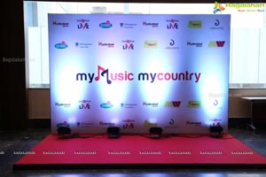 My Music My Country Arijit Singh Live in Concert Poster