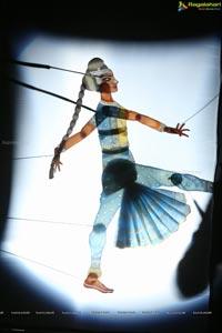 Puppets Ballet by Sabrina Arusam at Ravindra Bharati