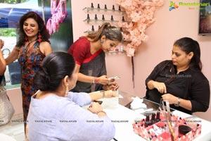 Tanya Bansal - Make Up Studio & Nail Design Opening