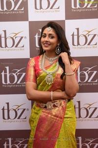 TBZ - The Original Unfolds Mangalam Collection