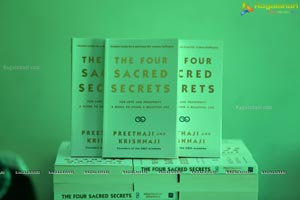 The Four Sacred Secrets Book Launch