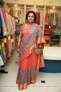 Amala Akkineni Launches Trisvaraa Sarang Boutique