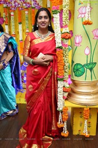 Varalakshmi Puja by Shilpa Chowdary