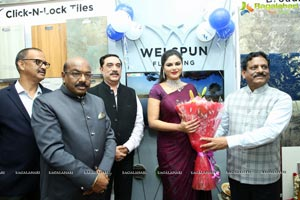 Welspun Flooring Ltd. Flagship Store Launch