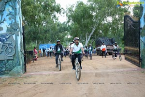 ZenQ Wellness Cycle Ride 2019