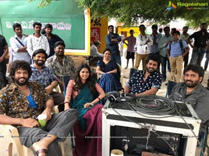 Ranarangam Working Stills
