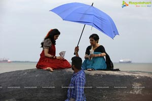 Ranarangam Working Stills