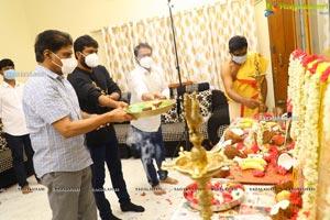 KK Radhamohan-Sampath Nandi Film Opening