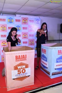 Bajaj Electronics Bumper Draw Aug 2020