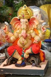 Hyderabad's Ganesh Festival Idols 2020