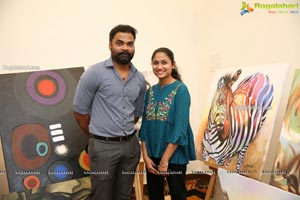 Zest Art Show, Exhibition of Paintings