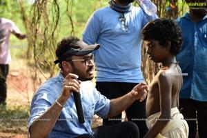 Aakashavani Movie On Location Pics