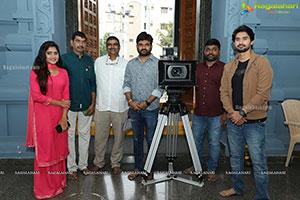 Arjun Kalyan-Vasanthi-Sri Srinkhala Devi Productions Launch