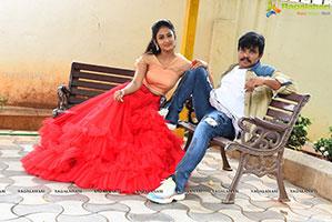 Sampoornesh Babu's Bazaar Rowdy Trailer Launch Event