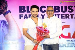 Paagal Movie Success Meet