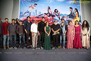 Pellikuturu Party Movie Trailer Launch