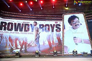 Rowdy Boys Movie First Look Launch