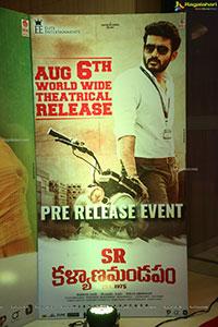 SR Kalyanamandapam Est. 1975 Movie Pre-Release Event