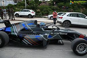 FIA-backed Formula Regional Championship, Formula 4 Launch