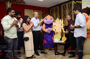 First aha Kids Original Press Meet