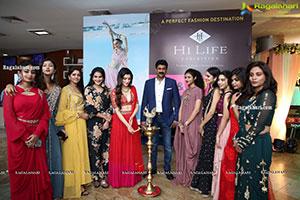 Hi-Life Exhibition August 2021 Begins