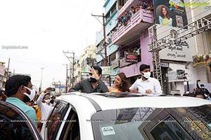 Kajal Aggarwal Launches Kasam Pullaiah Shopping Mall WRGL