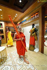 Kancheepuram Gowri Silks Launch at Vijayawada