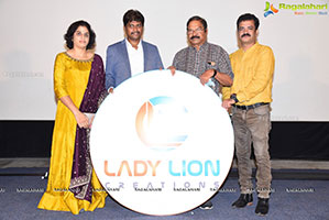 Lady Lion Creations Logo Launch