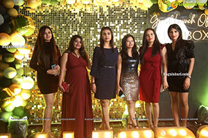 Tollywood Actors Sizzles at LUJOBOX Kiosks Launch