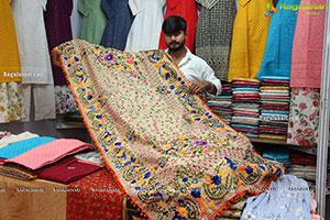 Sandhya Raju Inaugurates Silk India Expo at Shilpakala Vedik