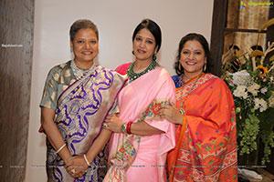 PV Sindhu Inaugurates Vasundhara Flagship Jewellery Showroom
