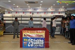 Bajaj Electronics Dasara Diwali 2012 Bumper Draw