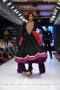 Blenders Pride Hyderabad International Fashion Week 2012