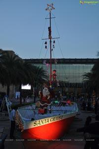 Christmas Decoration Novotel Hyderabad