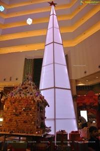 Christmas Decoration Westin Hyderabad