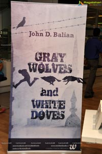 Gray Wolves And White Doves