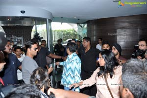Khiladi 786 Akshay Kumar Asin Promotions