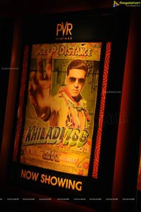 Bollywood Action Masala Film Khiladi 786
